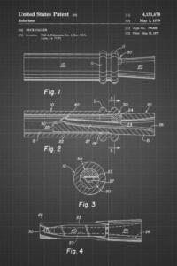 Duck caller United States patent 1979